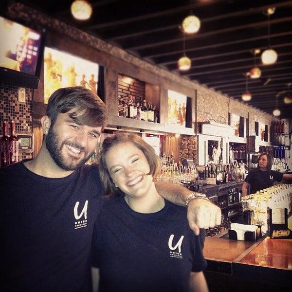 10/10/2012 tarihinde Chad E.ziyaretçi tarafından Union Cafe'de çekilen fotoğraf
