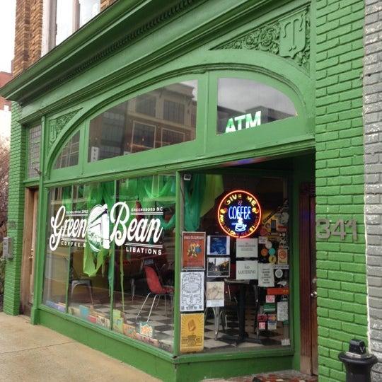 green bean cafetería greensboro nc