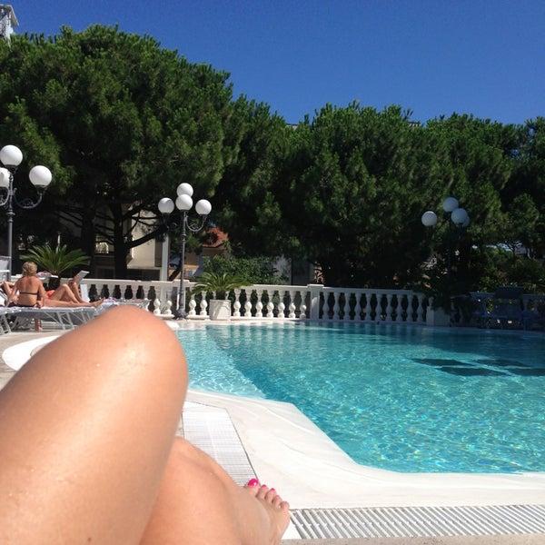 7/31/2013にYuliavivaldiがGrand Hotel Des Bainsで撮った写真