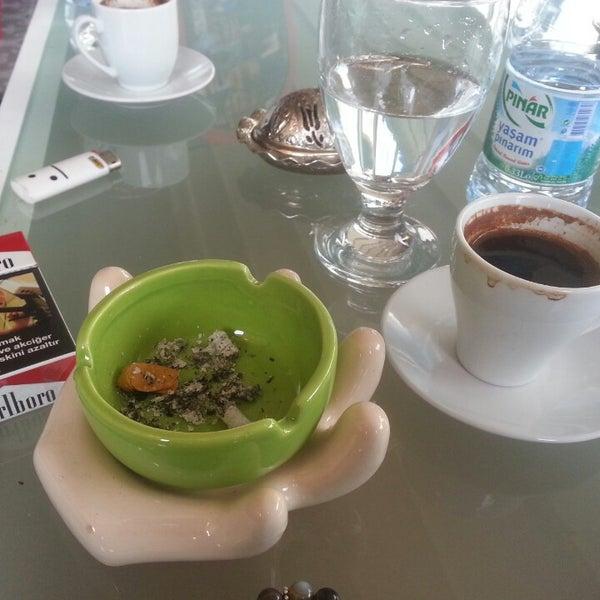 Photo prise au Cafe Marpuç par ★Kemal KARA★ le1/2/2014