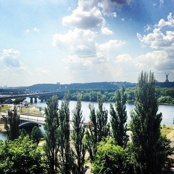 7/5/2013 tarihinde Agata B.ziyaretçi tarafından Готель «Славутич»  / Slavutych Hotel'de çekilen fotoğraf