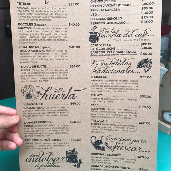 El sazón es muy muy rico!!!  Las chalupitas están super ricas y es un excelente lugar para probar el chilate (bebida tradicional de Guerrero) ñam ñam ñam!!!!!