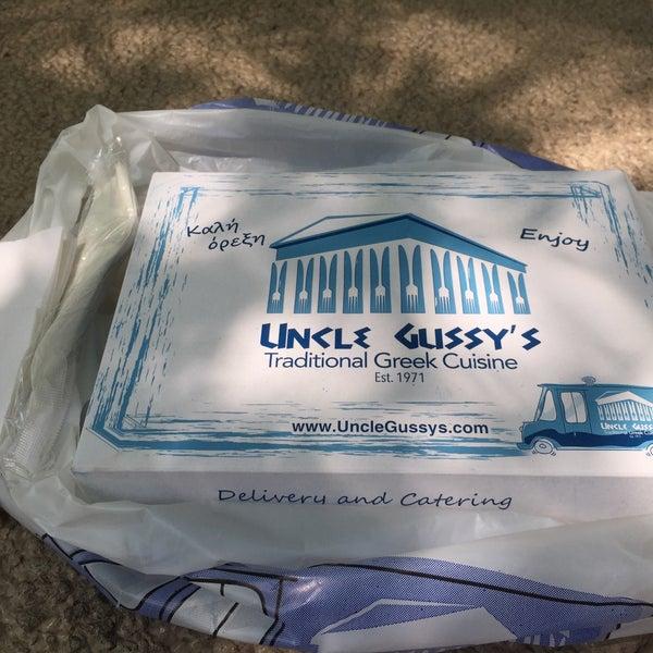 รูปภาพถ่ายที่ Uncle Gussy's โดย Matthew K. เมื่อ 7/12/2017