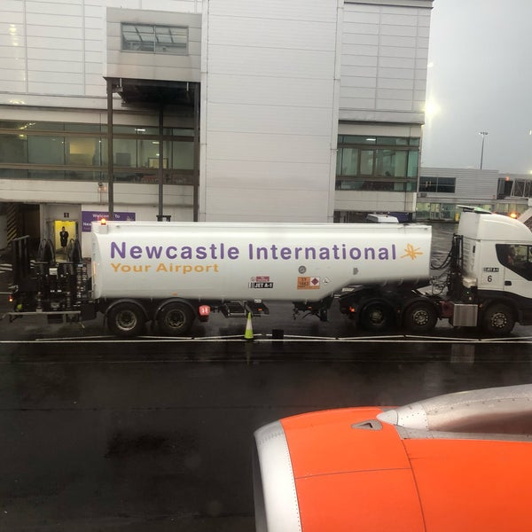 7/17/2019にDavid R.がNewcastle International Airportで撮った写真