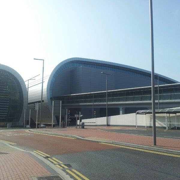 Foto tirada no(a) Aeroporto de Dublin (DUB) por Brenno P. em 7/13/2013