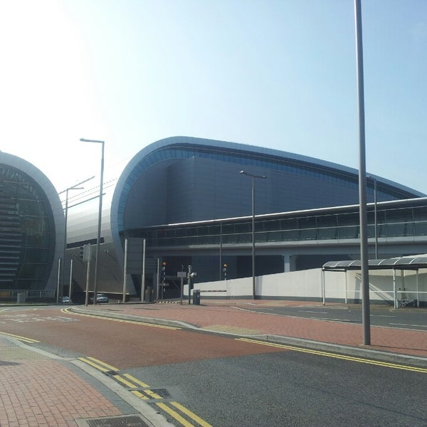 Снимок сделан в Дублинский аэропорт (DUB) пользователем Brenno P. 7/13/2013