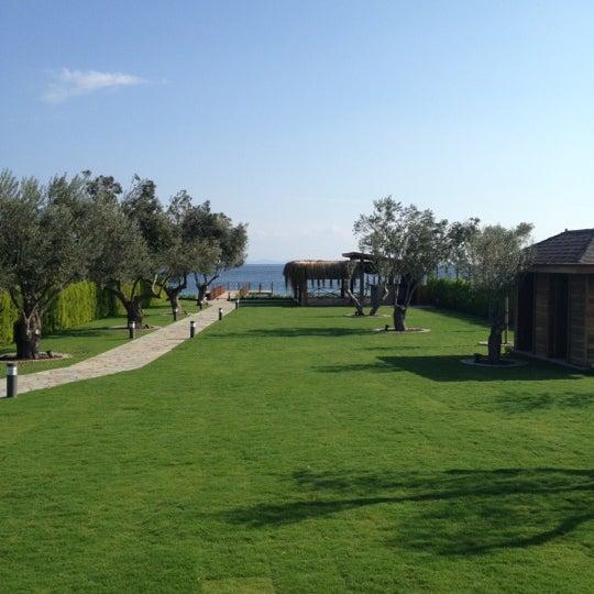 รูปภาพถ่ายที่ Assos Ida Costa Hotel โดย Nese A. เมื่อ 10/25/2012
