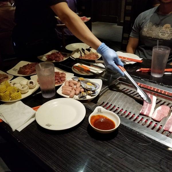 Foto diambil di 99 Favor Taste 99號餐廳 oleh Eric W. pada 9/14/2018