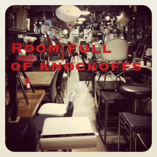 photos at modern furniture knockoffs toronto on rh foursquare com