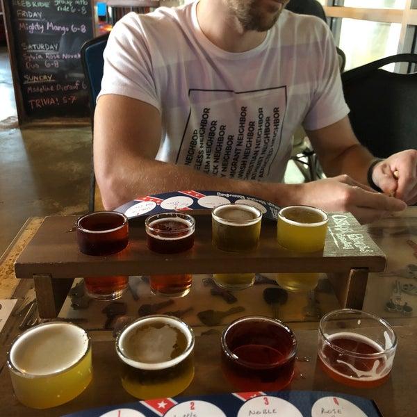 8/5/2019 tarihinde Michael D.ziyaretçi tarafından Oskar Blues Brewery'de çekilen fotoğraf