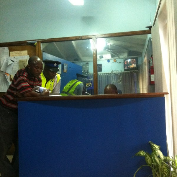 Police Station In Kingston