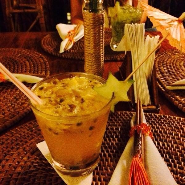 Foto tirada no(a) Restaurante Tigre Asiático por Didi C. em 4/7/2014