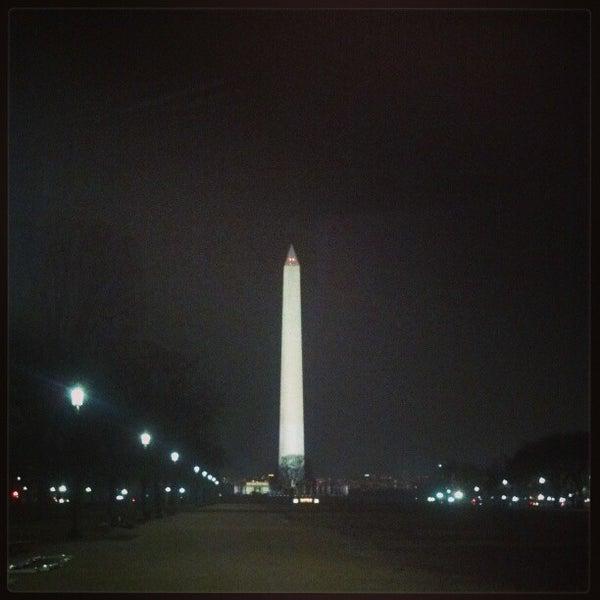 Foto scattata a National Mall da Christopher P. il 1/29/2013