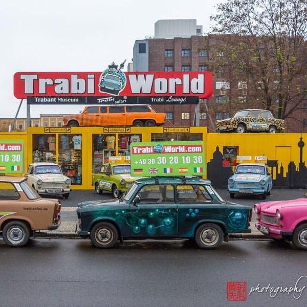 Das Foto wurde bei Trabi-Safari / Trabi-World von Eric 黄先魁 H. am 12/17/2016 aufgenommen