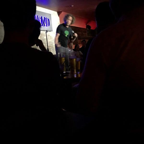 รูปภาพถ่ายที่ The Stand Restaurant & Comedy Club โดย keith b. เมื่อ 5/3/2018