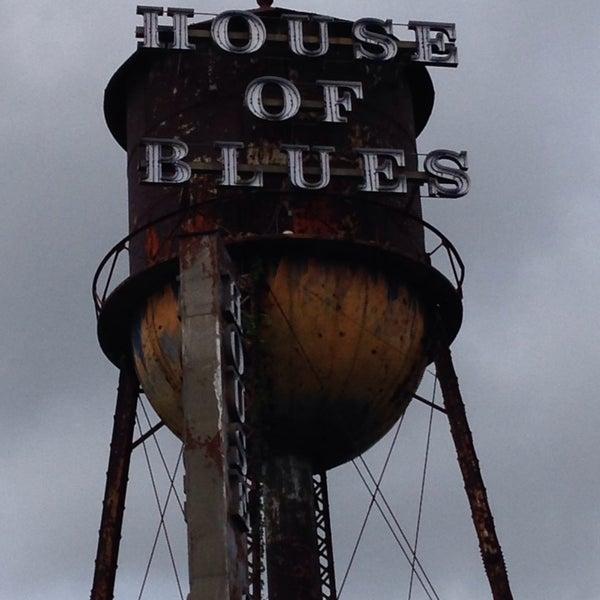 9/28/2013에 Bernardo F.님이 House of Blues에서 찍은 사진