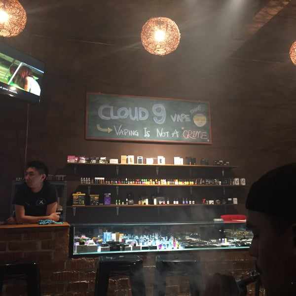 Photos at Cloud Nine Vape Store - Bukit Mertajam, Pulau Pinang