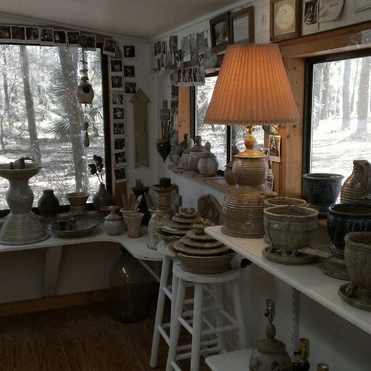 Photos at George Griffin Pottery - Art Gallery in Sopchoppy
