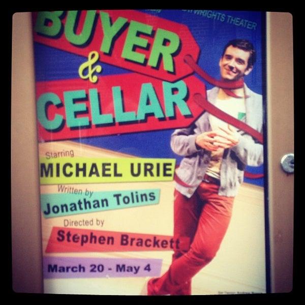 Das Foto wurde bei Rattlestick Playwrights Theater von Brian H. am 5/9/2013 aufgenommen