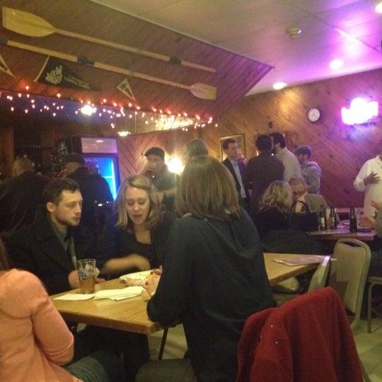 Снимок сделан в Brew House пользователем David H. 11/15/2012