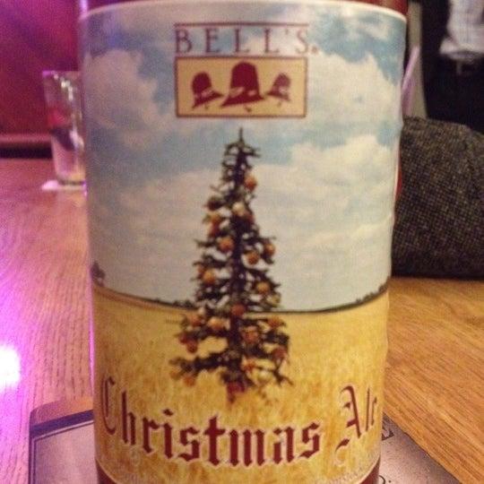 Снимок сделан в Brew House пользователем David H. 11/27/2012