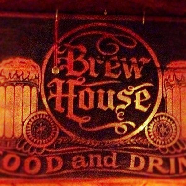 Снимок сделан в Brew House пользователем David H. 11/5/2012
