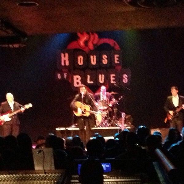 1/5/2013 tarihinde John H.ziyaretçi tarafından House of Blues'de çekilen fotoğraf