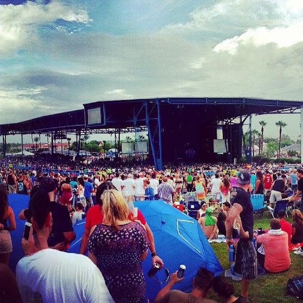 Foto tomada en Coral Sky Amphitheatre por Sean S. el 7/21/2013