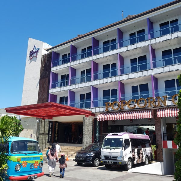 Photos At Fame Hotel Sunset Road Kuta Bali 1 Tip