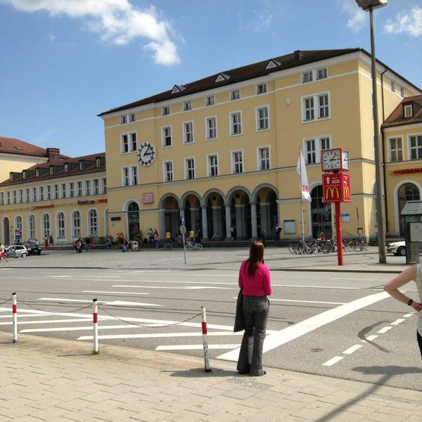 Norma Regensburg Hauptbahnhof
