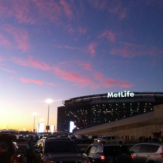 9/19/2012에 Eric O.님이 MetLife Stadium에서 찍은 사진