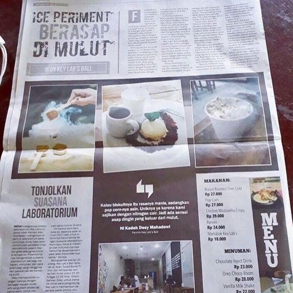 Keylabs Cafe Liquid Nitrogen House Of Mozarella 9 Visitantes