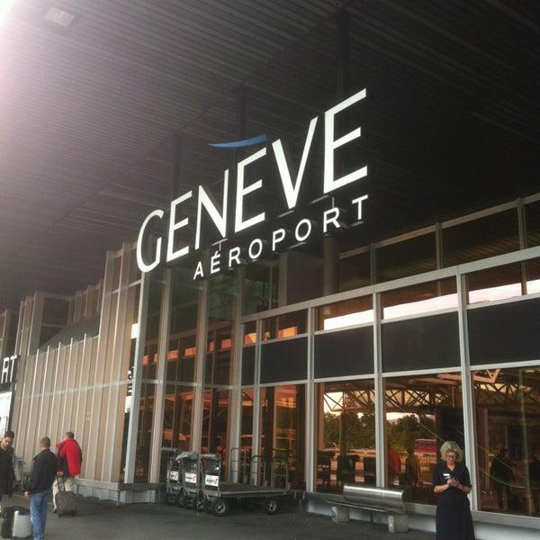 Photo prise au Aéroport de Genève Cointrin (GVA) par Jepi M. le6/24/2013