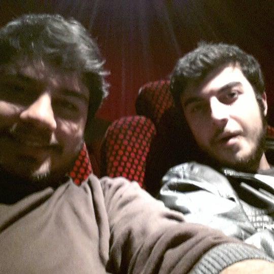 Снимок сделан в Spectrum Cineplex пользователем Ali Uğur A. 1/15/2013