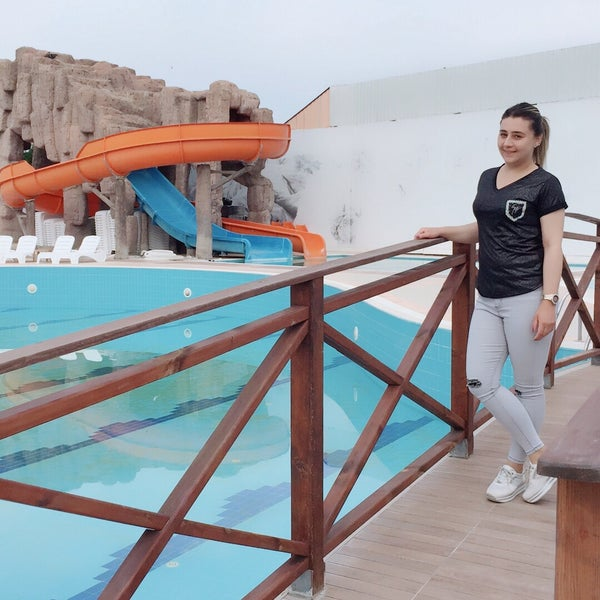 5/23/2019에 Huriye🌼 S.님이 Şah Inn Paradise에서 찍은 사진
