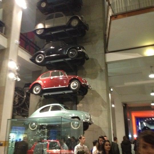 1/31/2013 tarihinde TuCky L.ziyaretçi tarafından Science Museum'de çekilen fotoğraf
