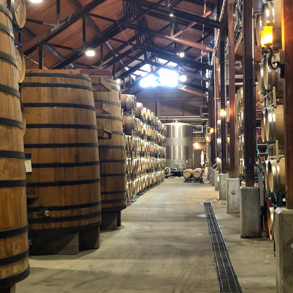 Foto scattata a Firestone Vineyard & Winery da Jason D. il 11/6/2019