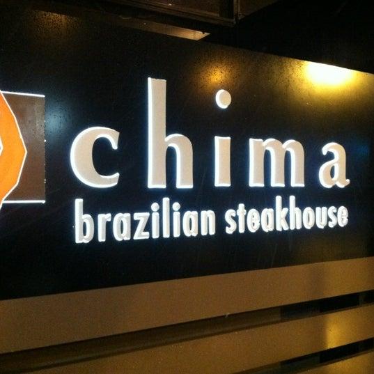 Foto diambil di Chima Brazilian Steakhouse oleh Antonio d. pada 2/17/2013