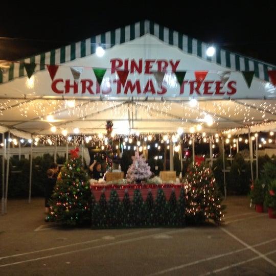 Photo taken at Pinery Christmas Trees by John T. on 12/7/2012 - Photos At Pinery Christmas Trees (Now Closed) - Garden Center In San