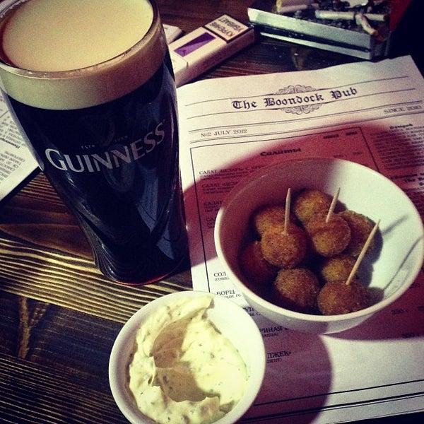 Foto scattata a Boondock Pub da Alena C. il 12/21/2012