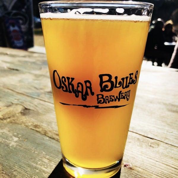3/2/2019 tarihinde Chris C.ziyaretçi tarafından Oskar Blues Brewery'de çekilen fotoğraf