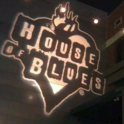 4/7/2013에 Jennifer S.님이 House of Blues에서 찍은 사진
