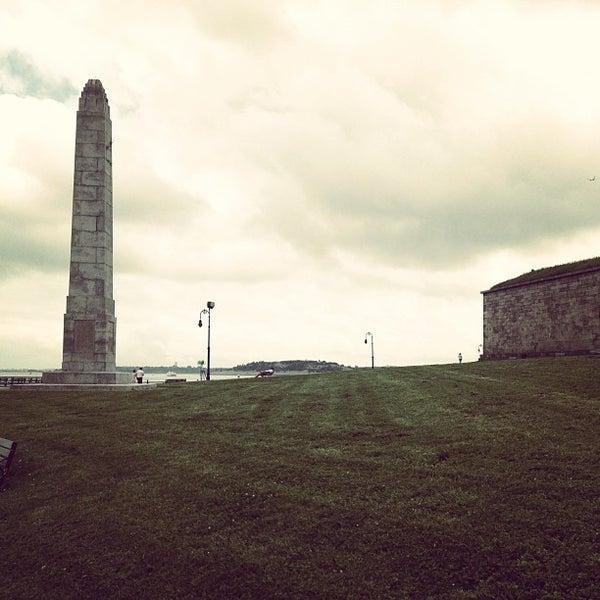 7/3/2013 tarihinde Sam L.ziyaretçi tarafından Castle Island'de çekilen fotoğraf
