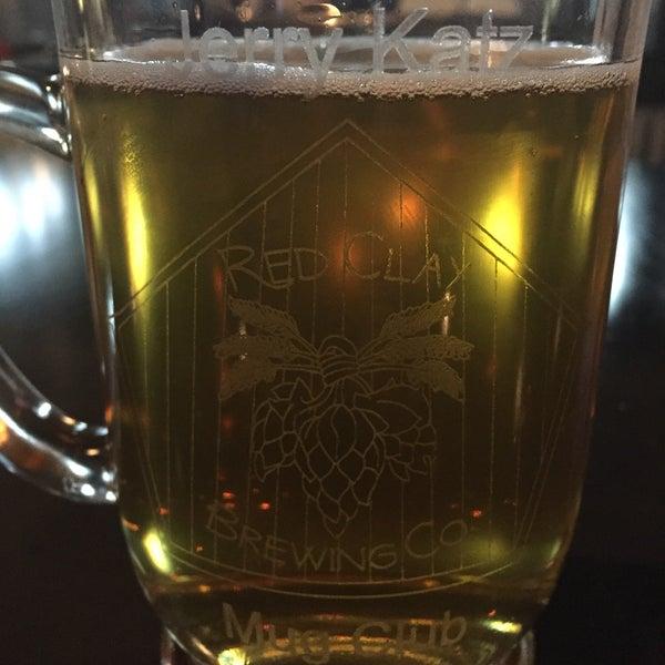 Das Foto wurde bei Red Clay Brewing Company von Jerry K. am 2/19/2016 aufgenommen