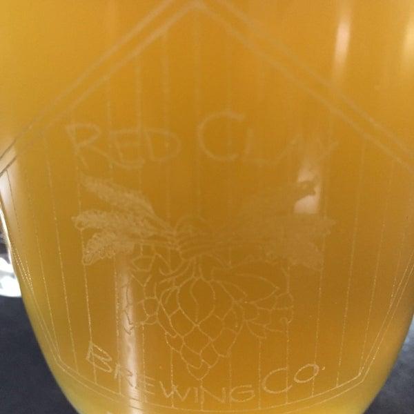 Das Foto wurde bei Red Clay Brewing Company von Jerry K. am 6/4/2016 aufgenommen