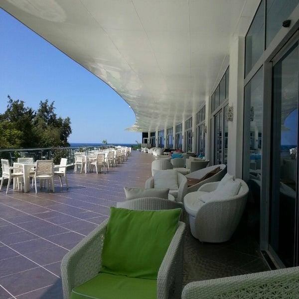 8/8/2013 tarihinde Burak U.ziyaretçi tarafından Q Premium Resort Hotel Alanya'de çekilen fotoğraf
