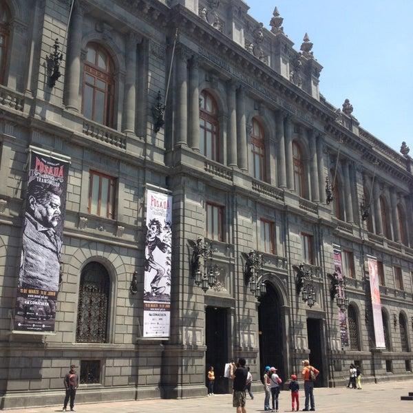 4/3/2013 tarihinde Horacio T.ziyaretçi tarafından Museo Nacional de Arte (MUNAL)'de çekilen fotoğraf