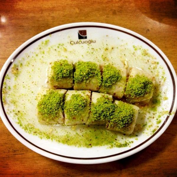 2/3/2013にOsmanがÇulcuoğlu Restaurantで撮った写真