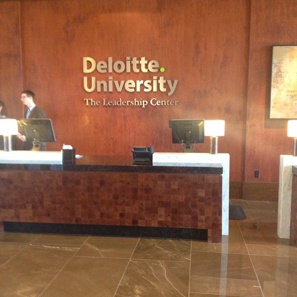 98550494535 Photo taken at Deloitte University by Fernando P. on 6 13 2013
