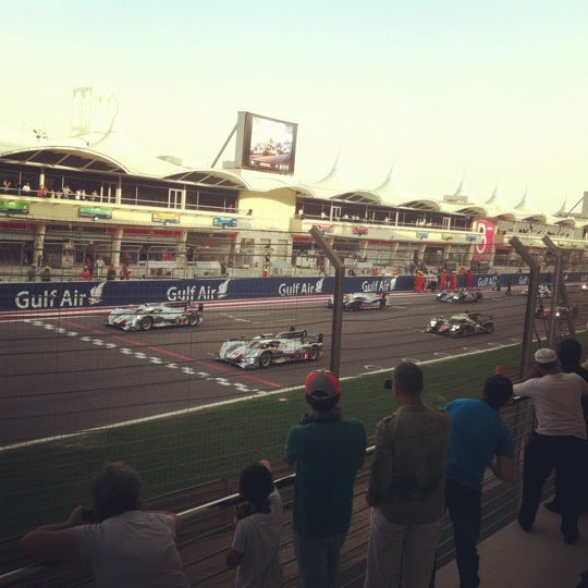 Foto scattata a Bahrain International Circuit da Karan S. il 9/29/2012